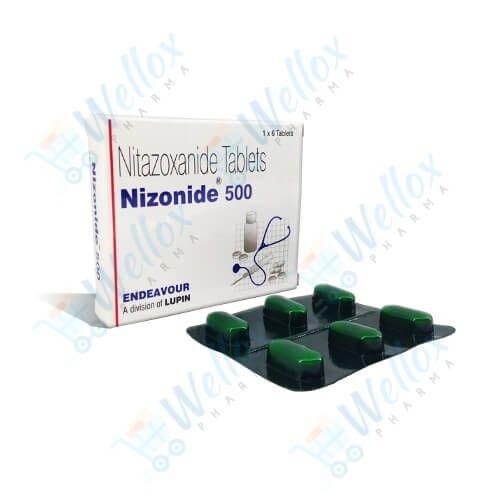 Buy Nizonide 500 Mg