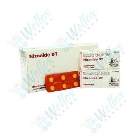 Buy Nizonide DT 200 Mg