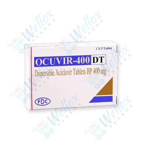 Buy Ocuvir 400 DT