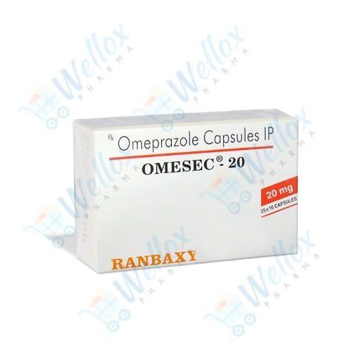 Buy Omesec 20 Mg