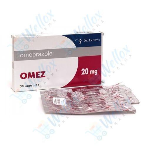 Buy Omez 20 Mg