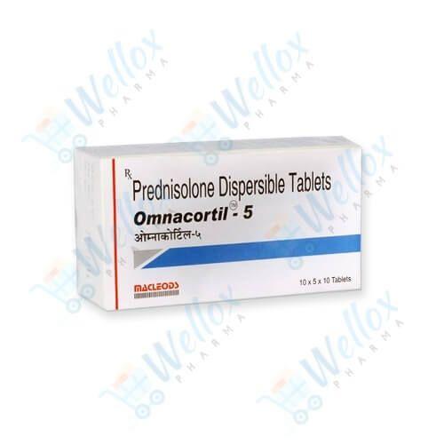Omnacortil 5 Mg