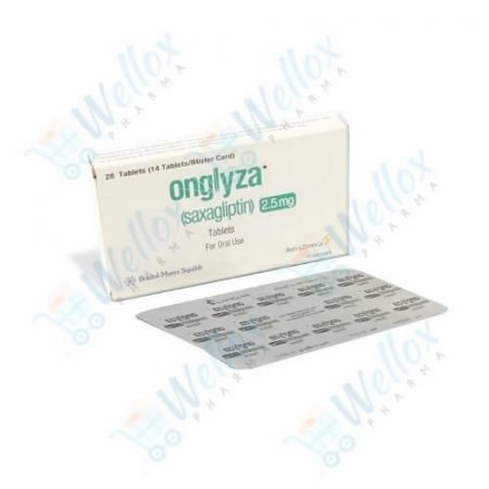 Buy Onglyza 2.5 Mg