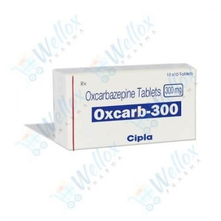 Buy Oxcarb 300 Mg