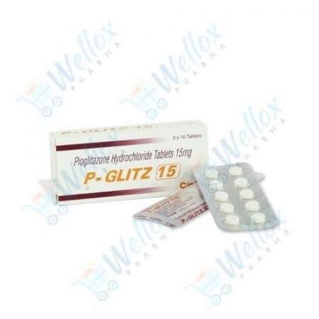 Buy P Glitz 15 Mg