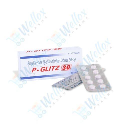 Buy P Glitz 30 Mg