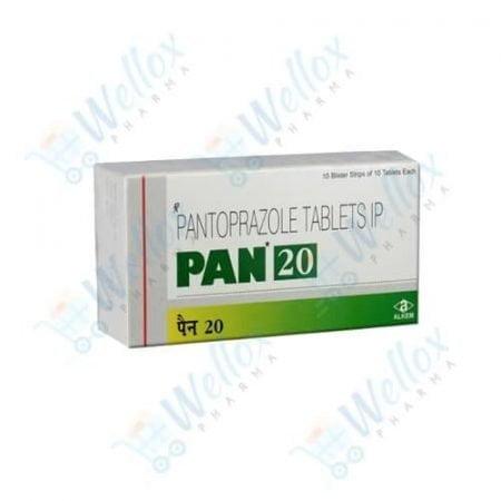 Buy Pan 20 Mg