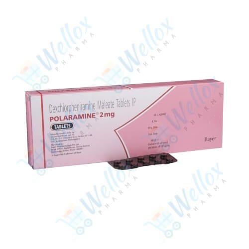 Polaramine 2 Mg
