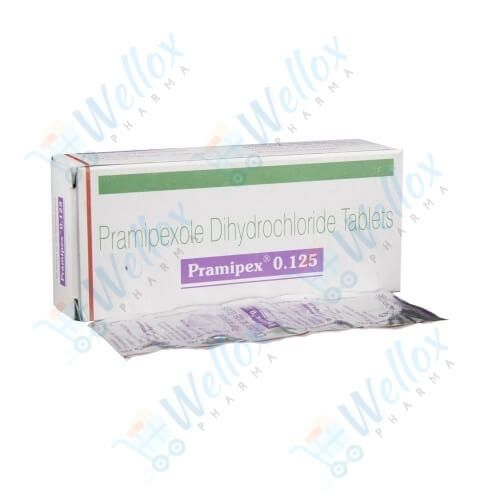 Buy Pramipex 0.125 Mg