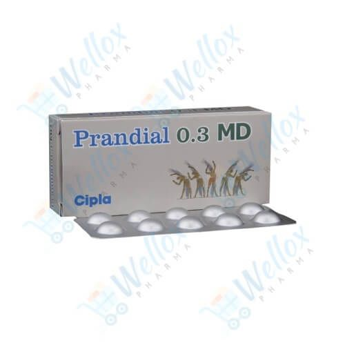 Buy Prandial 0.3 Mg Md