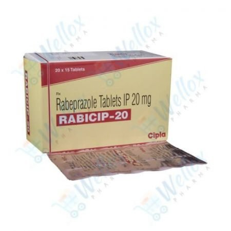 Buy Rabicip 20 Mg