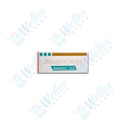 Buy Rasalect 0.5 Mg