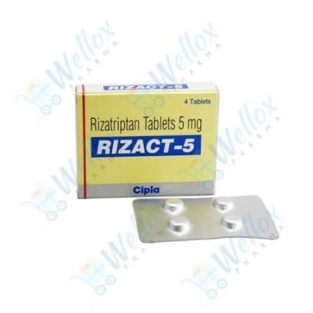 Buy Rizact 5 Mg