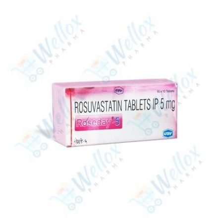 Buy Roseday 5 Mg