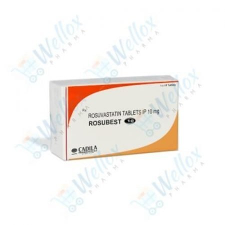 Buy Rosubest 10 Mg