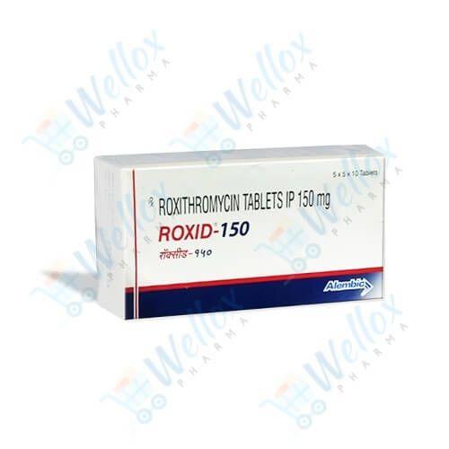 Buy roxid 150 mg