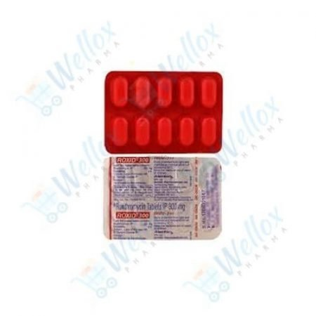 Buy roxid 300 mg