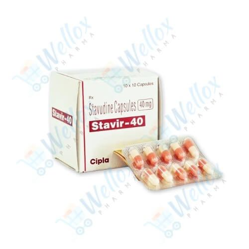 Buy Stavir 40 Mg