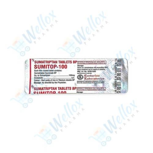 Buy Sumitop 100 Mg