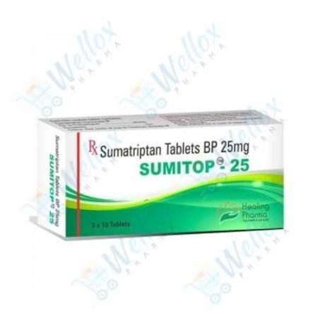 Buy Sumitop 25 Mg