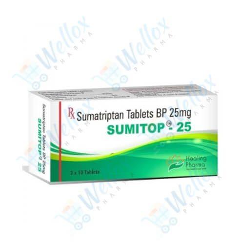 Buy Sumitop 25 Mg