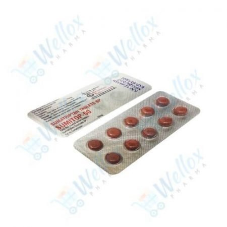 Buy Sumitop 50 Mg