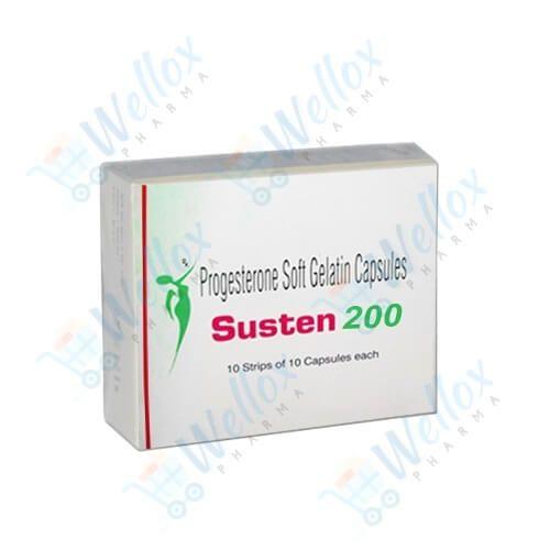 Buy Susten 200 Soft Gelatin Capsule