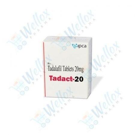 Tadact 20 Mg