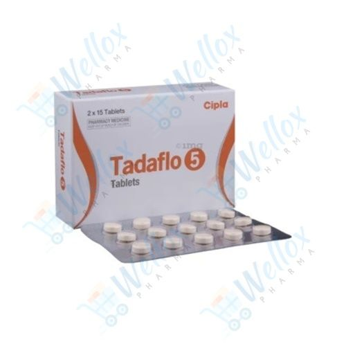 Tadaflo 5 Mg
