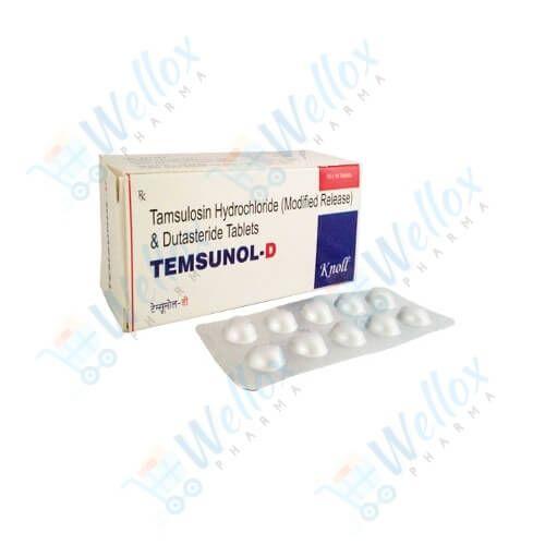 Buy Temsunol D Tablet