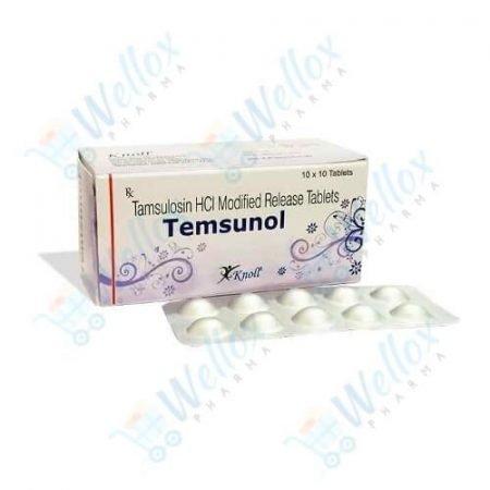 Buy Temsunol Tablet