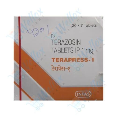 Buy Terapress 1 Mg