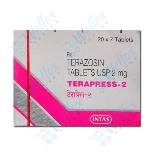Buy Terapress 2 Mg