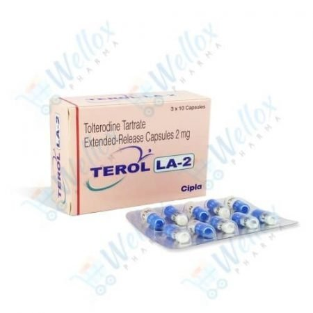 Buy Terol LA 2 Mg
