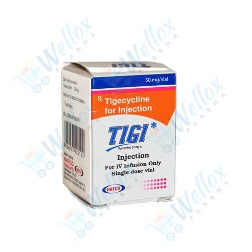 Tigi 50 Mg Injection