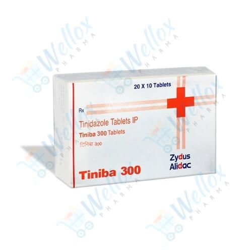 Buy Tiniba 300 Mg