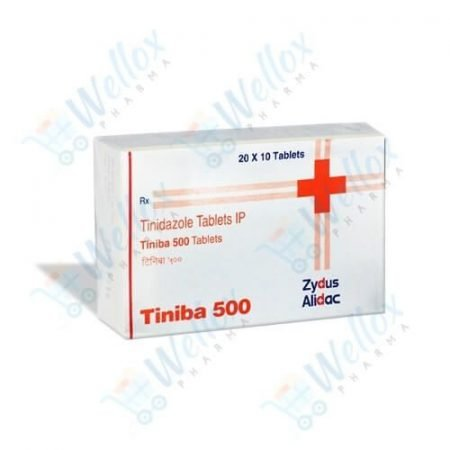 Buy Tiniba 500 Mg