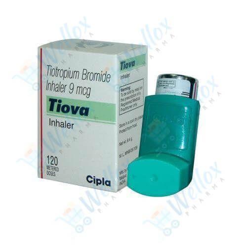 Buy Tiova Inhaler