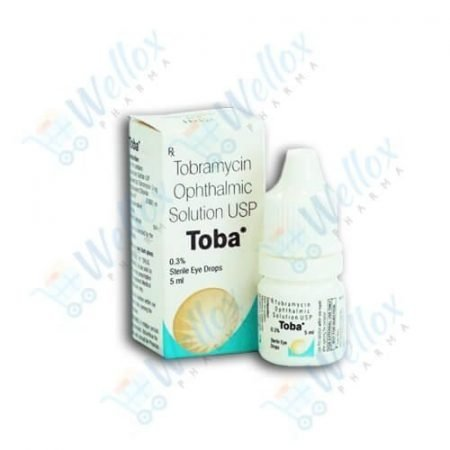 Toba Eye Drop