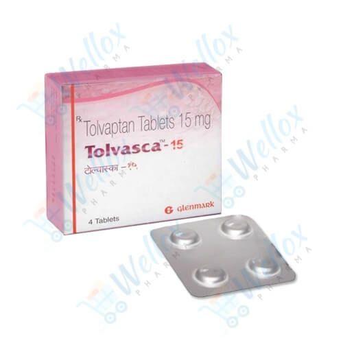 Buy Tolvasca 15 Mg