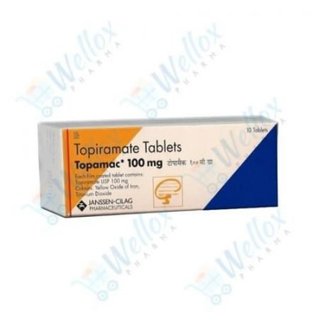 Buy Topamac 100 Mg