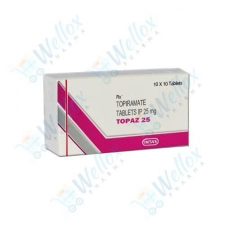 Buy Topaz 25 Mg