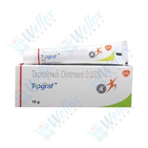 Buy Topgraf 0.03% Ointment
