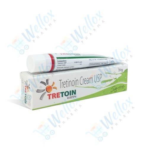 Tretoin 0.025 Cream