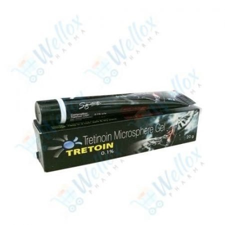 Buy Tretoin 0.1 Cream