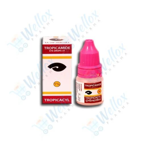 Tropicacyl 1% Eye Drop