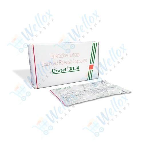 Buy Urotel XL 4 Mg