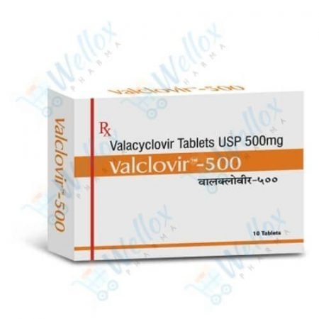 Buy Valclovir 500 Mg