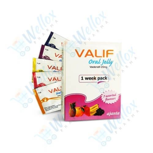 Valif Oral Jelly 20 Mg
