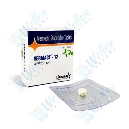 Buy Vermact 12 Mg